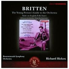 Britten: Young Person's Guide to the Orchestra, Suite on English Folk Tunes, Joh