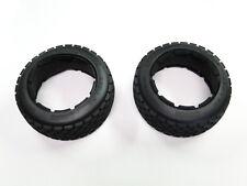 NEW HPI BAJA 5B SS Tires Front Set +Foam Inserts HB51