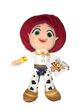 "OFFICIAL BRAND NEW 12"" TOY STORY 4 JESSIE SOFT PLUSH TOY"