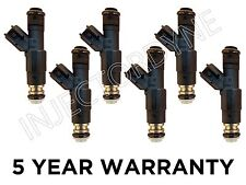 96 97 98 Jeep Grand Cherokee  4.0L Upgrade Fuel Injectors 40[w/video]