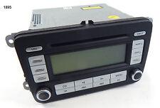 VW Golf 5 V Autoradio RCD3000 CD Radio 1K0035186R Blaupunkt