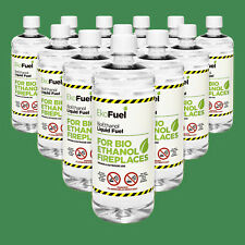 BioEthanol Fuel 30L, FREE NEXT DAY DELIVERY, Premium Grade Quality, Clean Burn
