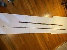 "St. Croix Vintage 1970's Surf Casting Rod, 710 - 11' 6"" 2-Pc Never Used, Rare"