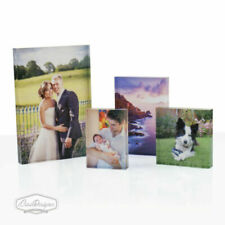 Acrylic Personalised Rectangle Photo & Picture Frames