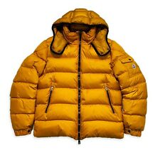 Moncler Himalaya Jacket In Yellow | 4 | Rare / Discontinued | 100% Authentic