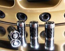 3K Tairyfil Carbon Fiber Tire Valve Stem Caps for AUTOBOTS Transformers