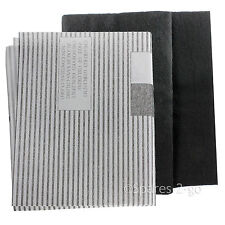 Vent Filters For SMEG Cooker Hood Fan Large Filter Cut to Size 100 x 48 cm