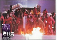 1999 Inkworks PLANET of the APES (52) Confrontation