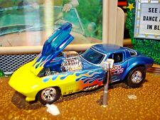 100% HOT WHEELS 1967 CHEVROLET CORVETTE STINGRAY 427 LIMITED EDITION 1/64