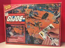 GI Joe Assault Team Super Transfer Set Vintage 1983 Hasbro Presto Magix