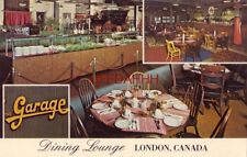 The Garage Dining Lounge, London Ontario Canada