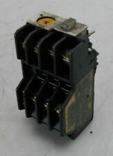 Fuji Electric Overload Relay, TR-ON/3, 0.36 - 0.54 A, Cat# 4NR0AD, Used