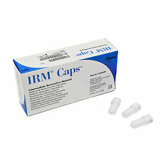 Genuine Dentsply IRM Caps  - 50 CAPS