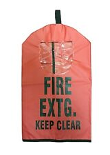 New Fire Extinguisher Covers With Window 10lb Abc Co2 Halotron Water 25 X 16 12