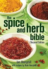 The Spice and Herb Bible-ExLibrary