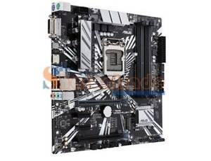 ASUS PRIME Z370M-PLUS II Motherboard CPU i3 i5 i7 LGA1151 Intel DDR4 DVI