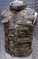 Hunters Action Vest MTP Multi-Cam Tactical  Fishing Body Warmer All Sizes - NEW