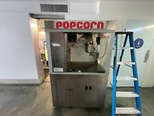 Gold Medal Commercial Popcorn Machine