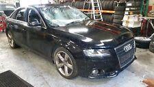 2011 AUDI A4 B8 2.0 TDI ENGINE CAG, BLACK LZ9Y, GEARBOX KXP, WHEEL NUT, BREAKING