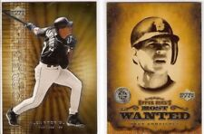 ALEX RODRIGUEZ 2000 (2 CARD LOT) UPPER DECK MOST WANTED EXPLOSI SEATTLE MARINERS