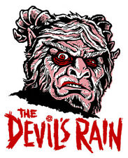 THE DEVIL'S RAIN • Mani-Yack Iron-On Transfer • CULT CLASSIC FILM