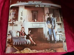 Audience In The House On The Hill Vinyl LP Record CHC 4