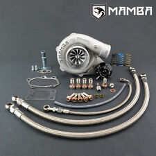 MAMBA GTX Ball Bearing GT3067R BOLT-ON TURBO KIT FIT Nissan SR20DET S13 S14 S15