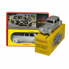 Coffret Citroën Traction Leo Loden by Minialuxe 1/43 Ref MNLEO_03SE