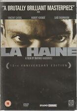 La Haine, 10th Anniversary Edition,  Region 2 DVD, French With Engish Subtitles