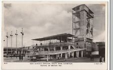 New Schools Pavilion, South Bank, Festival of Britain 1951, FB21 RP PPC By Tuck