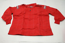 New G-Force 615 Karting Jacket, Red, Adult Xxxl
