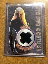 Halle Berry as Storm 2000 Topps Marvel X-Men Movie Memorabilia Costume Card