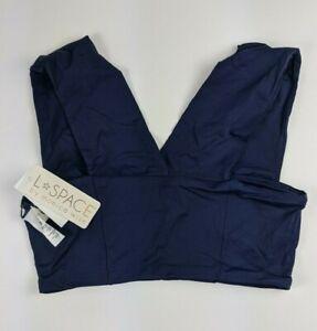 LSpace Parker Swim Top, Midnight Blue, Women's Medium