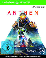 [Xbox One] Anthem Key - Action Download Code - RPG Online Spiel  [DE/Weltweit]