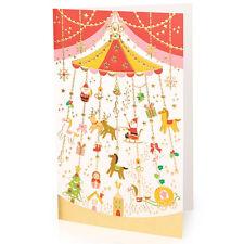 MERRY GO Rond japonais Noël carte