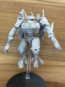 Warhammer 40k Tau Empire Tau'nar Army HQ Battlesuit Commander (Coldstar?) GW !!!
