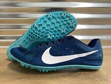 Nike Zoom Victory 3 Track Running Spikes Blue Force White SZ ( 835997-400 )