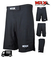 Mens MMA Grappling Shorts BJJ Muay Thai UFC Cage Fight Kick Boxing Fighter Short