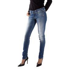 Met Jeans Pantalone Donna Col Denim tg 31  | -71 % OCCASIONE |