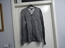 Mens Hugo Boss Road to Glory Grey V neck Slim Fit t-shirt Sz XL Great Condition