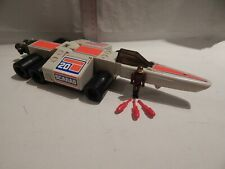Battlestar Galactica Colonial Scarab Loose Complete Missiles Fire