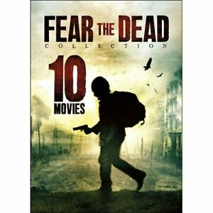 10-Movie Fear the Dead Collection DVD Marc Lawrence, Ben Kingsley