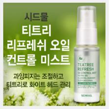Sidmool Teatree Refresh Oil Control Mist 30ml Skin Care Beauty Home Life