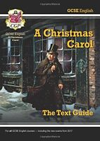 GCSE English Text Guide - A Christmas Carol by CGP Books, NEW Book, FREE & Fast