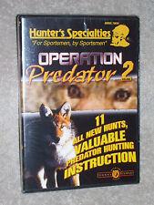 Hunter's Specialties DVD - Predator 2