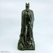 Batman Memorial Statue | Dark Knight | DC Comics | Hammered Iron Paint Job