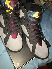 2011 Nike Air Jordan Retro 7 Bordeaux Size 12 9/10 PRICE DROP CHECK IT ALL