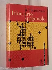 ITINERARIO SPAGNUOLO A T Serstevens De Agostini Il Timone 5 Viaggi Storia di e