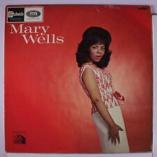 MARY WELLS: Mary Wells LP (UK Mono, 'backflaps' cover) Soul