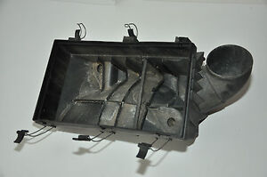 2001 Mercedes E430 Air Filter Box Airbox Lower Part Housing Intake Inlet OEM